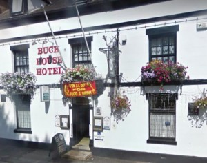 Thieves steal safe from Bangor-on-Dee pub