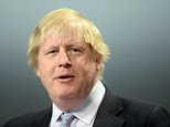 Boris Johnson vows never to travel without a woman