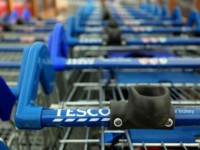 Tesco trolleys not ready for new £1 coin…so supermarket giant will have to unlock them all