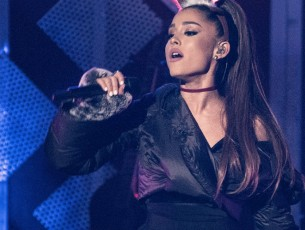 Ariana Grande's 'One Last Time' Heads Up The Charts