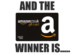 Win a £50 Amazon Gift Voucher