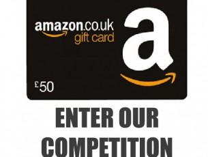 Win a £50 Amazon Gift Voucher