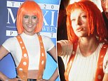 Nicky Whelan attends Maxim Halloween Party