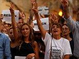 Thousands gather in Malta to honor murdered journalist