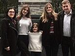 Alessandra Ambrosio shares rare photo of her family