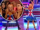 Strictly Come Dancing: Debbie McGee is Geri Halliwell