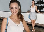 Penny McNamee attends Sydney Theatre Awards