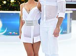 Stephanie Waring `very confused´ at Dancing On Ice…