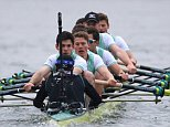 Cambridge win 2018 Boat Race as Oxford are dominated on gloomy Thames