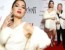 Blanca Blanco oozes glamour with John Savage in Moscow