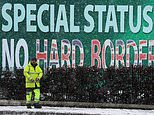 Irish border main stumbling block in Brexit talks