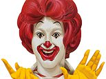 McDonald's statues, rides and memorabilia go under the hammer – and the bidding starts at $1